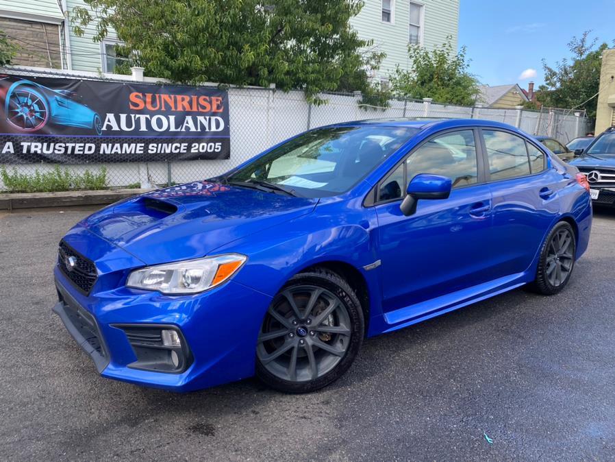 Used Subaru WRX Premium Manual 2018 | Sunrise Autoland. Jamaica, New York