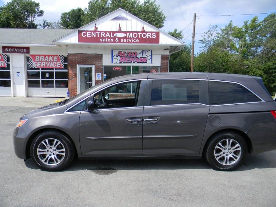 Used Honda Odyssey 5dr EX 2012   M&M Vehicles Inc dba Central Motors. Southborough, Massachusetts