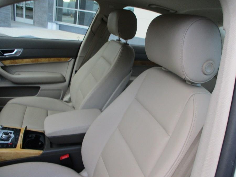 Used Audi A6 4dr Sdn quattro 3.0T Premium Plus 2011 | South Shore Auto Brokers & Sales. Massapequa, New York