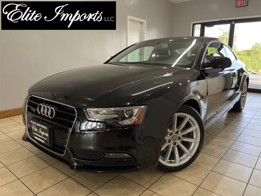 Used Audi A5 2.0T Premium 2015 | Elite Imports LLC. West Chester, Ohio