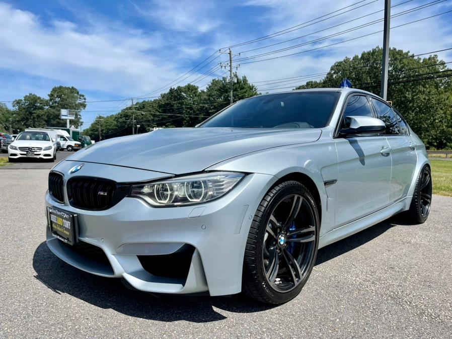 Used BMW M3 4dr Sdn 2015   Mike And Tony Auto Sales, Inc. South Windsor, Connecticut