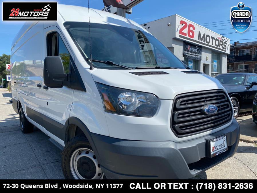 "Used Ford Transit Cargo Van T-250 148"" EL Hi Rf 9000 GVWR Sliding RH Dr 2015 | 26 Motors Queens. Woodside, New York"