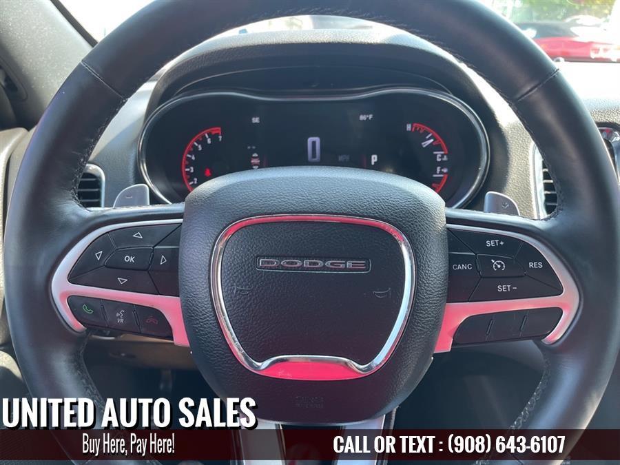 Used Dodge Durango SXT 2015 | United Auto Sale. Newark, New Jersey