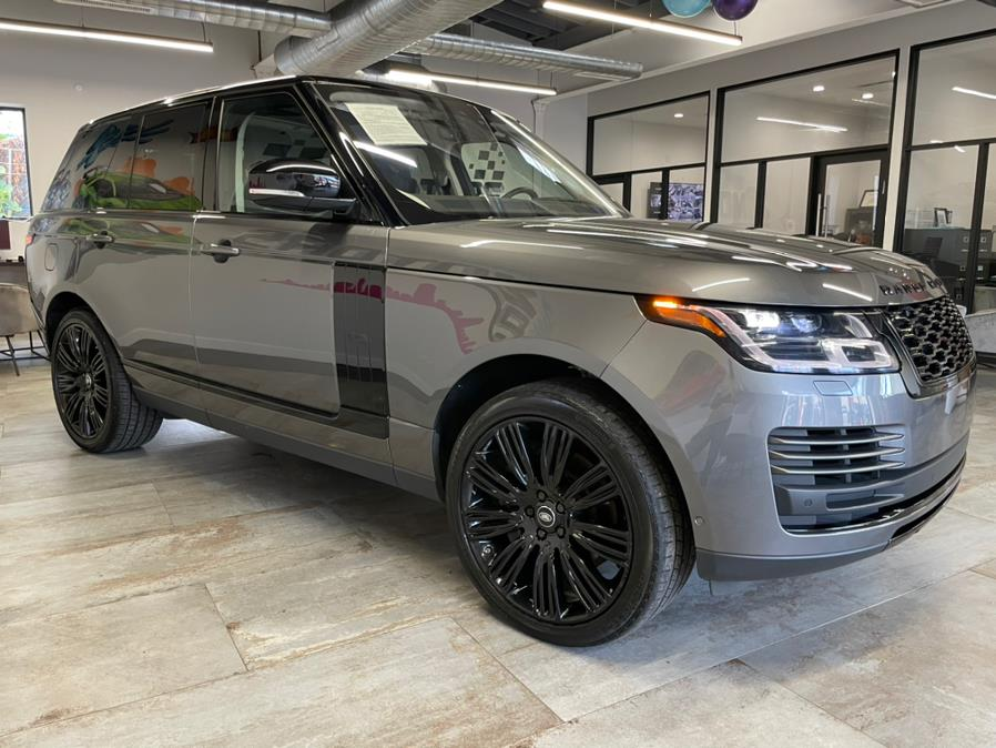 Used Land Rover Range Rover Supercharged V6 Supercharged HSE SWB 2018   Jamaica 26 Motors. Hollis, New York