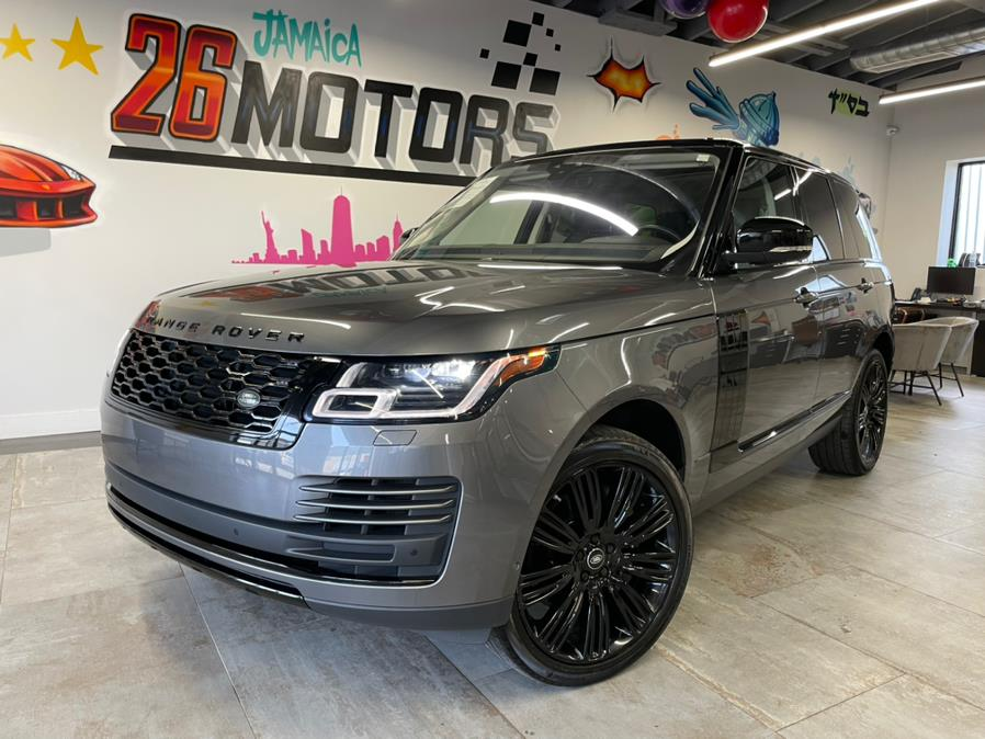 Used 2018 Land Rover Range Rover Supercharged in Hollis, New York | Jamaica 26 Motors. Hollis, New York