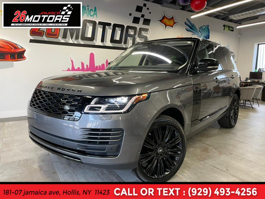 Used Land Rover Range Rover Supercharged V6 Supercharged HSE SWB 2018 | Jamaica 26 Motors. Hollis, New York