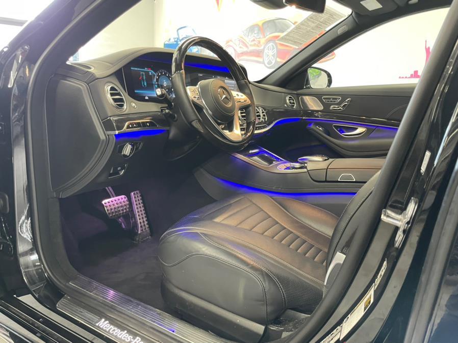 Used Mercedes-Benz S-Class ///AMG S 560 4MATIC Sedan 2019   Jamaica 26 Motors. Hollis, New York