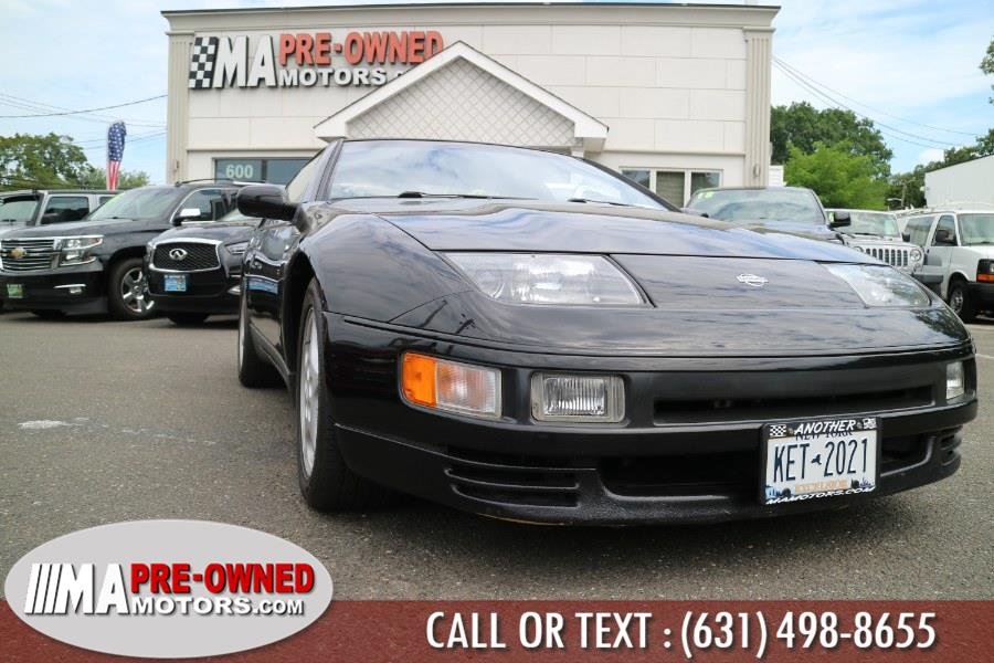 Used Nissan 300ZX 2dr Hatchback Coupe Turbo Auto 1991 | M & A Motors. Huntington, New York