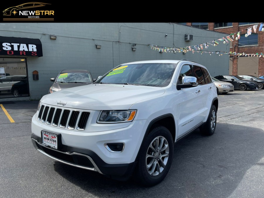 Used 2015 Jeep Grand Cherokee in Chelsea, Massachusetts | New Star Motors. Chelsea, Massachusetts
