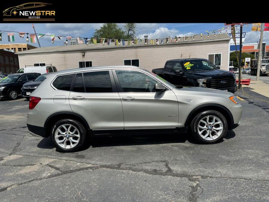 Used BMW X3 AWD 4dr 35i Suv 2011   New Star Motors. Chelsea, Massachusetts