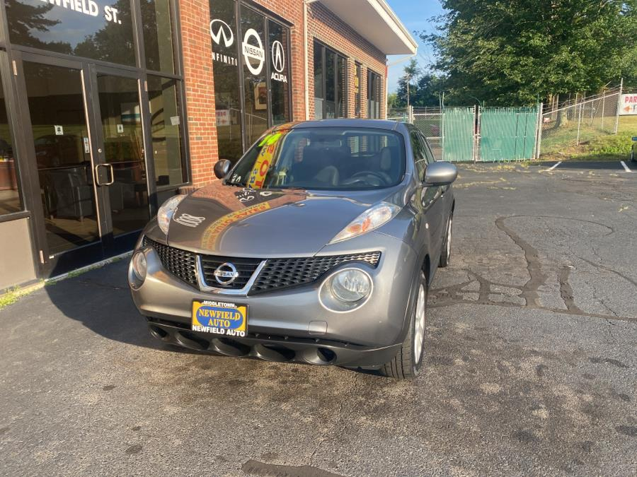 Used 2014 Nissan JUKE in Middletown, Connecticut | Newfield Auto Sales. Middletown, Connecticut