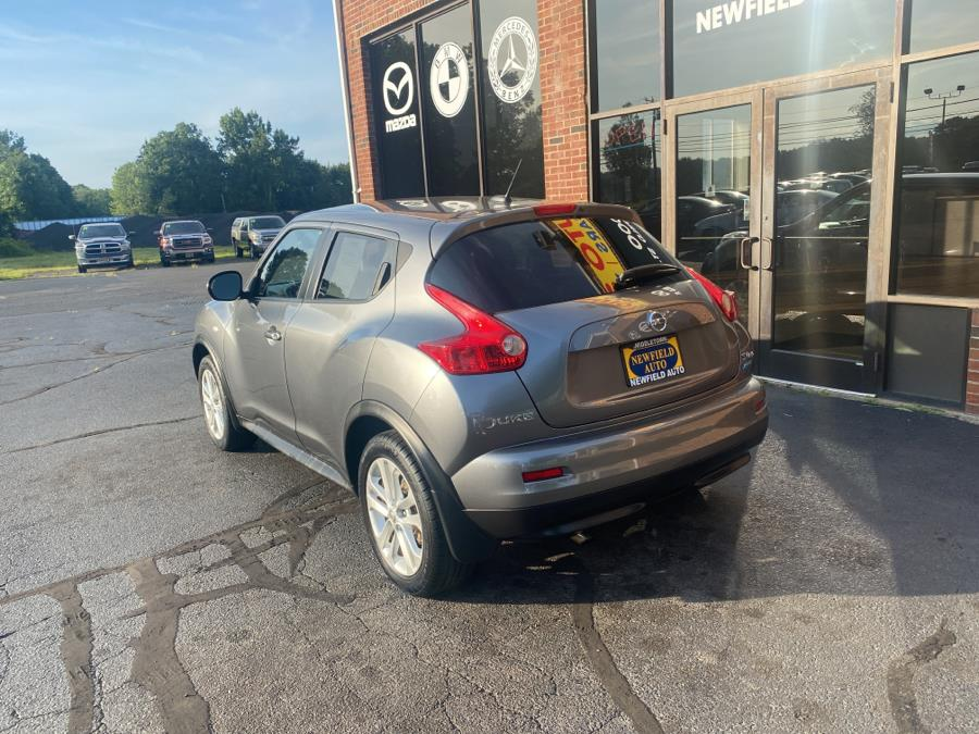 Used Nissan JUKE 5dr Wgn CVT S AWD 2014   Newfield Auto Sales. Middletown, Connecticut