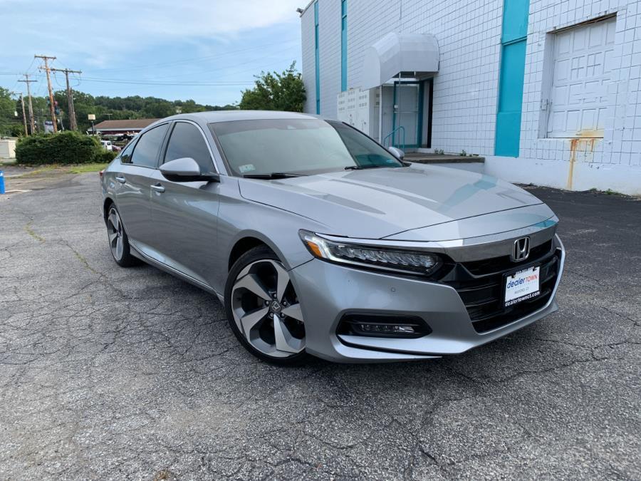 Used Honda Accord Sedan Touring 1.5T CVT 2018   Dealertown Auto Wholesalers. Milford, Connecticut