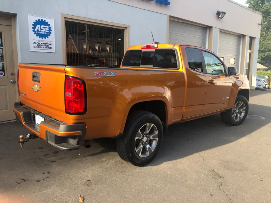 "Used Chevrolet Colorado 4WD Ext Cab 128.3"" Z71 2017 | Bristol Auto Center LLC. Bristol, Connecticut"