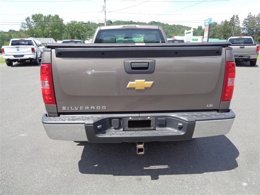 "Used Chevrolet Silverado 1500 4WD Reg Cab 119.0"" Work Truck 2012 | Country Auto Sales. Southwick, Massachusetts"