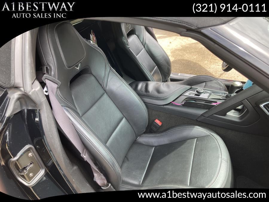 Used Chevrolet Corvette Stingray 2dr Conv w/2LT 2014 | A1 Bestway Auto Sales Inc.. Melbourne , Florida
