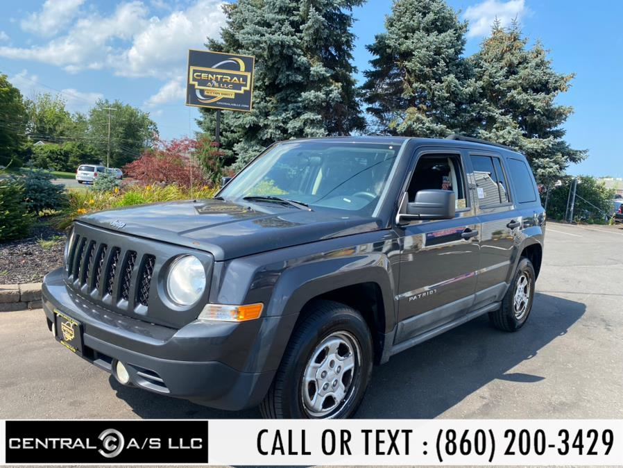 Used Jeep Patriot 4dr Sport 2011 | Central A/S LLC. East Windsor, Connecticut