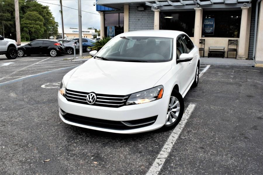 Used 2012 Volkswagen Passat in Winter Park, Florida | Rahib Motors. Winter Park, Florida