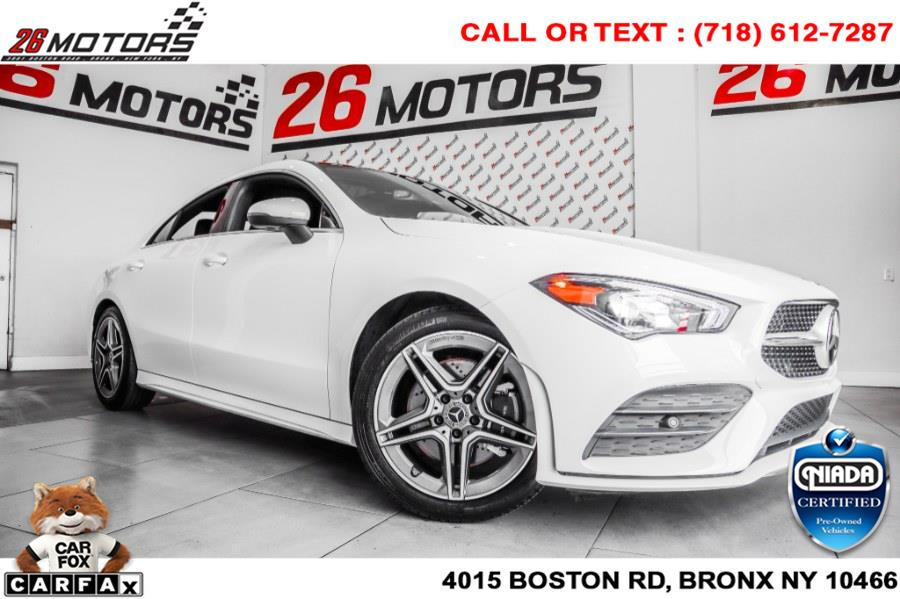 Used Mercedes-Benz CLA CLA 250 Coupe 2020   26 Motors Corp. Bronx, New York