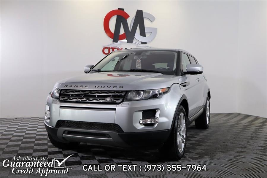 Used Land Rover Range Rover Evoque Pure 2013   City Motor Group Inc.. Haskell, New Jersey