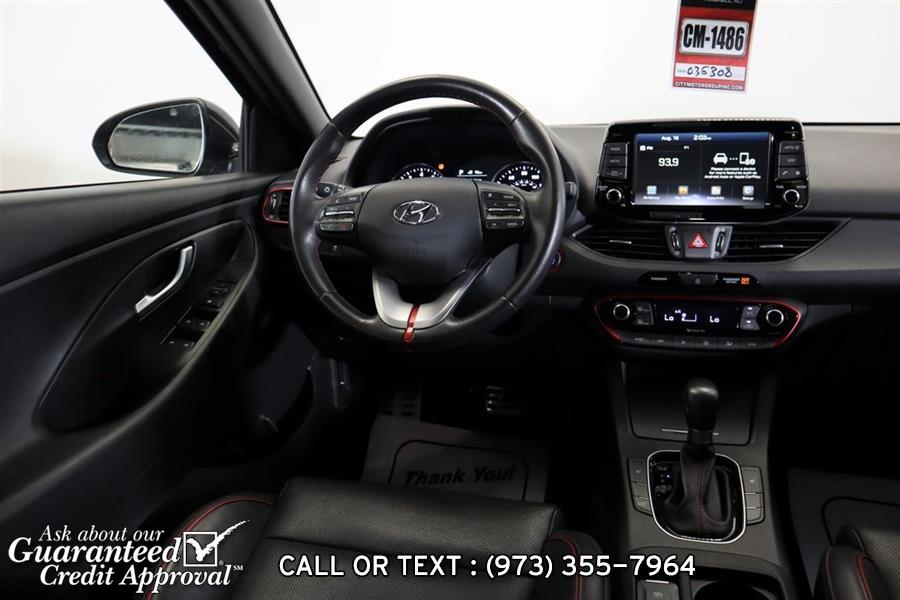 Used Hyundai Elantra Gt Sport 2018   City Motor Group Inc.. Haskell, New Jersey