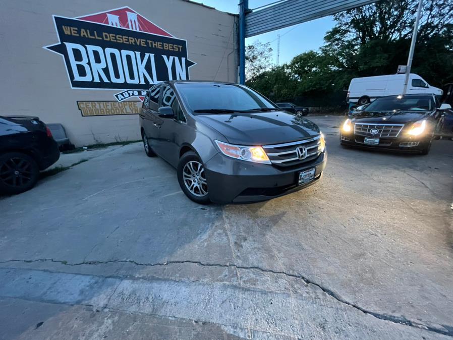 Used 2012 Honda Odyssey in Brooklyn, New York | Brooklyn Auto Mall LLC. Brooklyn, New York