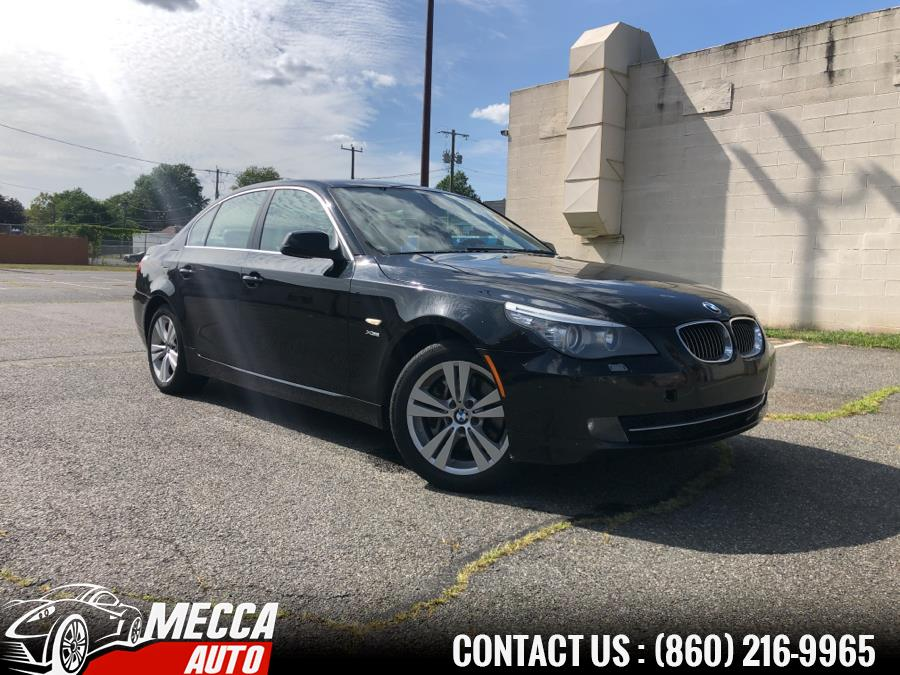 Used 2010 BMW 5 Series in Hartford, Connecticut | Mecca Auto LLC. Hartford, Connecticut