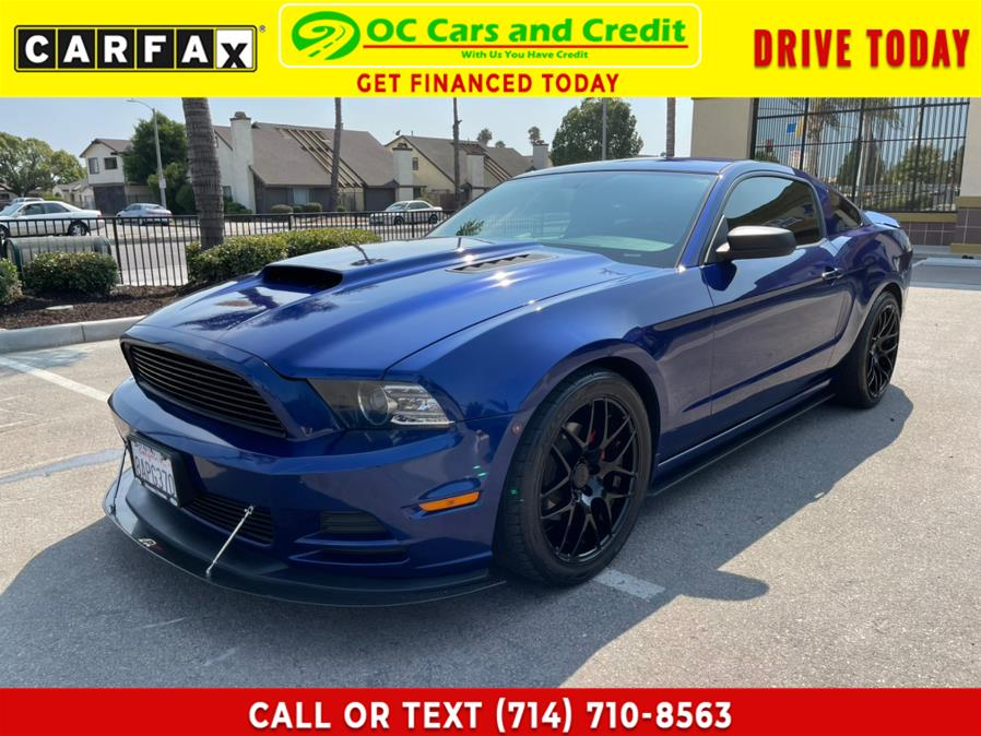 Used 2013 Ford Mustang in Garden Grove, California | OC Cars and Credit. Garden Grove, California