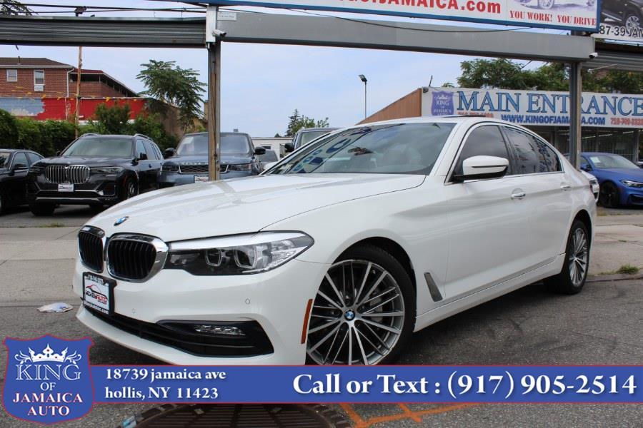 Used BMW 5 Series 530i xDrive Sedan 2018   King of Jamaica Auto Inc. Hollis, New York
