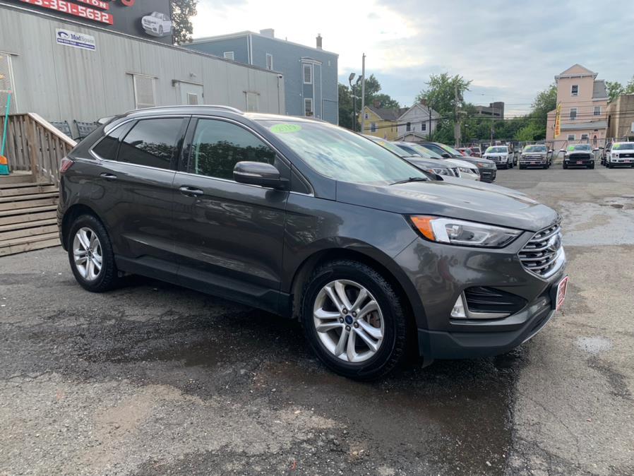 Used Ford Edge SEL AWD 2019 | Auto Haus of Irvington Corp. Irvington , New Jersey