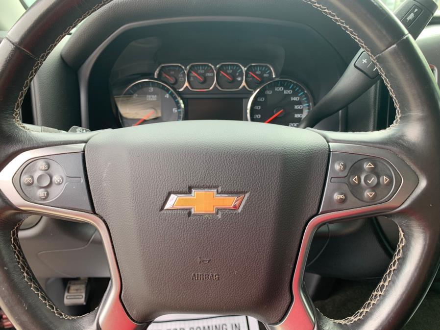"Used Chevrolet Silverado 1500 4WD Double Cab 143.5"" LT w/1LT 2017 | Auto Haus of Irvington Corp. Irvington , New Jersey"
