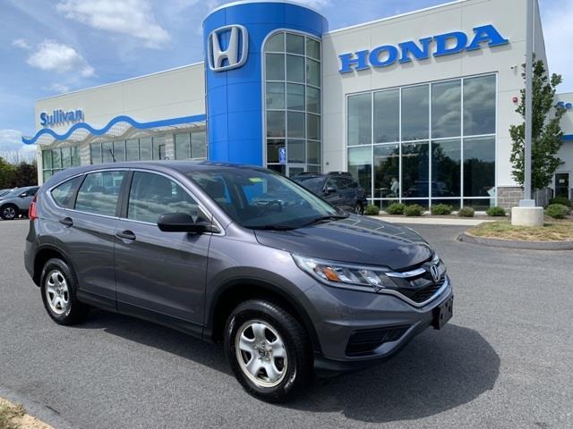 Used Honda Cr-v LX 2016 | Sullivan Automotive Group. Avon, Connecticut