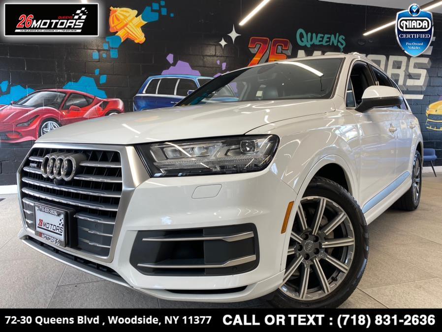 Used Audi Q7 3.0 TFSI Premium Plus 2018 | 26 Motors Queens. Woodside, New York