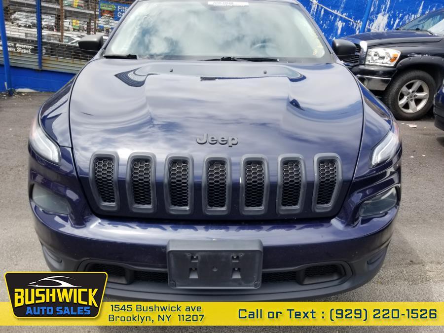 Used Jeep Cherokee 4WD 4dr Sport 2015 | Bushwick Auto Sales LLC. Brooklyn, New York