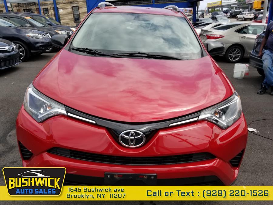 Used 2016 Toyota RAV4 in Brooklyn, New York | Bushwick Auto Sales LLC. Brooklyn, New York