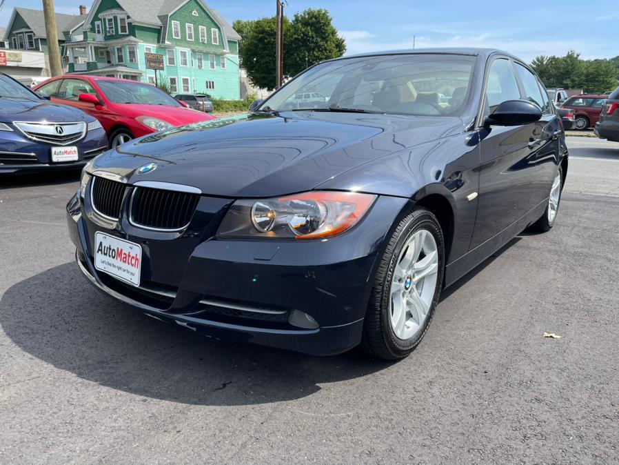 Used BMW 3 Series 4dr Sdn 328xi AWD 2008 | Auto Match LLC. Waterbury, Connecticut