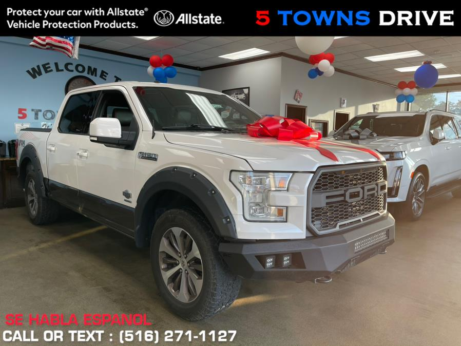 """Used Ford F-150 KING RANCH 4WD SuperCrew 145"""" King Ranch 2016 