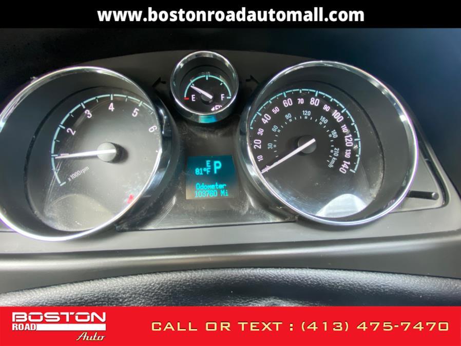 Used Chevrolet Captiva Sport Fleet FWD 4dr LS w/2LS 2013 | Boston Road Auto. Springfield, Massachusetts