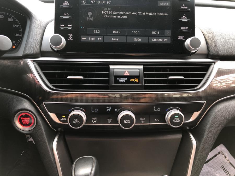 Used Honda Accord Sedan Sport 1.5T CVT 2019   Champion Auto Sales. Bronx, New York