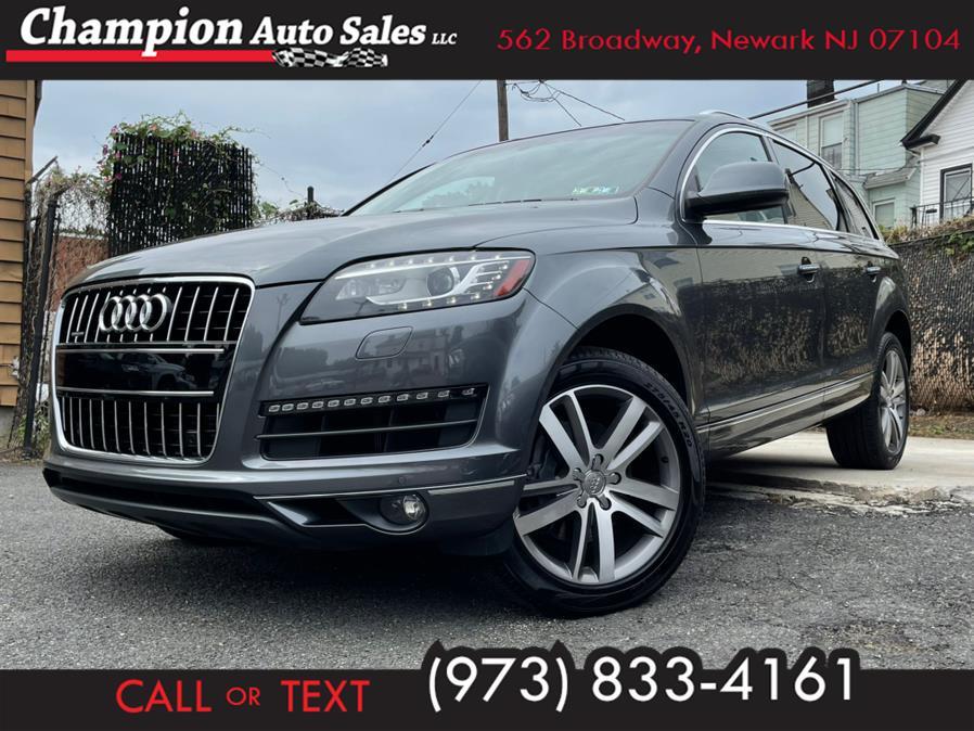 Used 2014 Audi Q7 in Newark, New Jersey | Champion Auto Sales. Newark, New Jersey