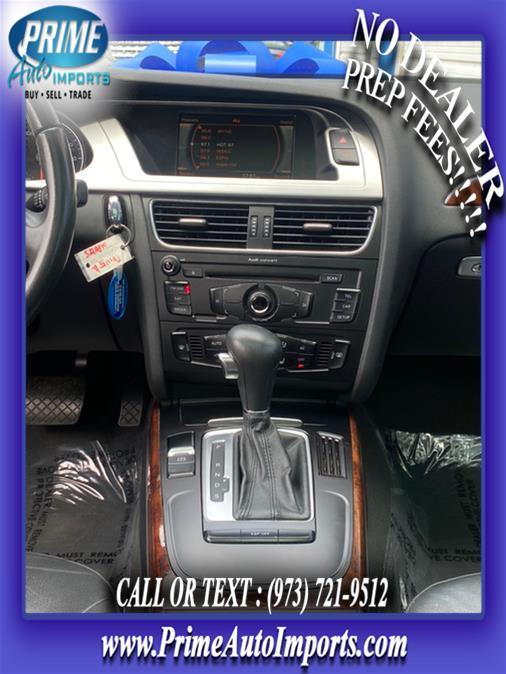 Used Audi A4 4dr Wgn Auto 2.0T quattro Prem 2009 | Prime Auto Imports. Bloomingdale, New Jersey