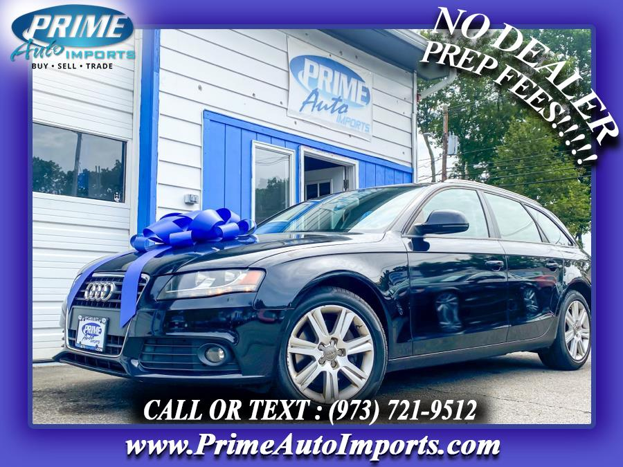 Used 2009 Audi A4 in Bloomingdale, New Jersey | Prime Auto Imports. Bloomingdale, New Jersey