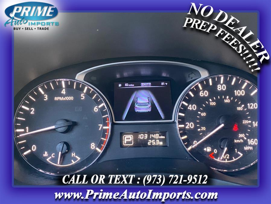 Used Nissan Pathfinder 4WD 4dr S 2014 | Prime Auto Imports. Bloomingdale, New Jersey