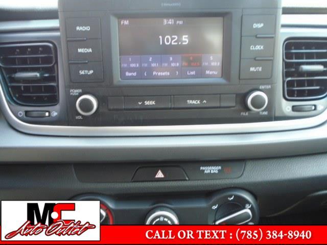 Used Kia Rio LX 2018   M C Auto Outlet Inc. Colby, Kansas