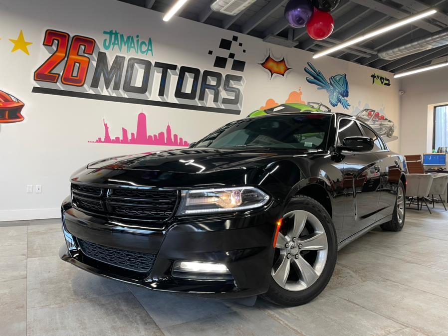 Used 2018 Dodge Charger SXT in Hollis, New York | Jamaica 26 Motors. Hollis, New York