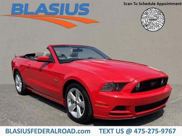 Used Ford Mustang GT 2014   Blasius Federal Road. Brookfield, Connecticut