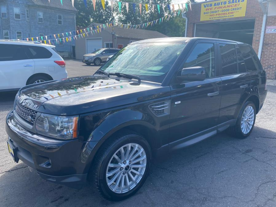 Used Land Rover Range Rover Sport 4WD 4dr HSE 2011 | VEB Auto Sales. Hartford, Connecticut
