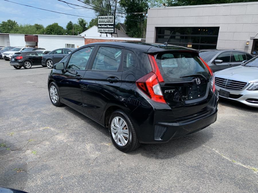 Used Honda Fit 5dr HB CVT LX 2015 | Jim Juliani Motors. Waterbury, Connecticut
