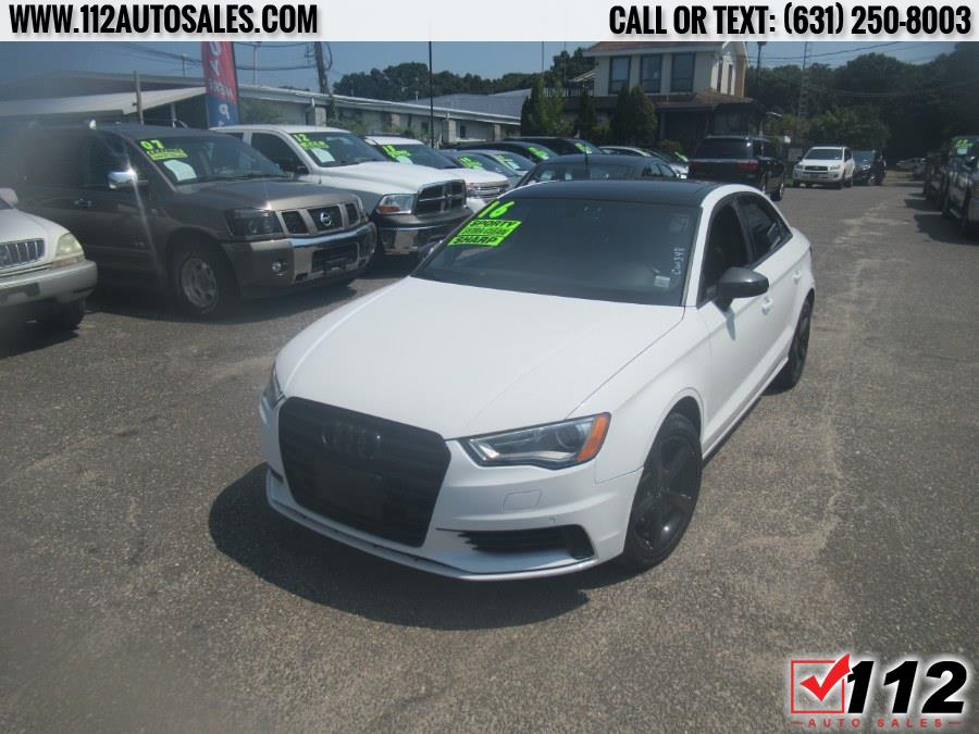 Used Audi A3 4dr Sdn quattro 2.0T Premium 2016   112 Auto Sales. Patchogue, New York