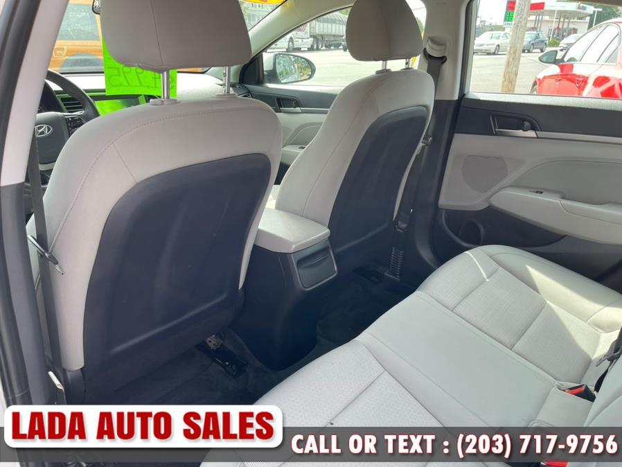 Used Hyundai Elantra SEL 2.0L Auto (Alabama) 2018   Lada Auto Sales. Bridgeport, Connecticut